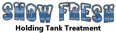 Snow Fresh Holding Tank Treatment